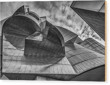 Weisman Art Museum Wood Print by Tom Gort