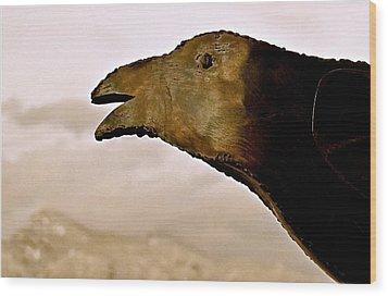 Gaagii Wood Print
