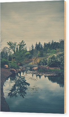 When It's Sweet Wood Print by Laurie Search