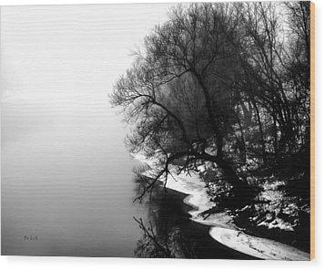 Whisper Wood Print by Bob Orsillo