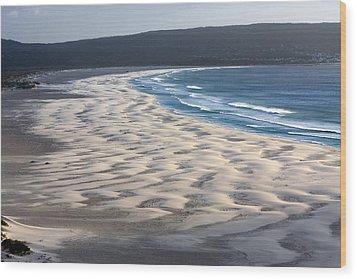 White Sands  Wood Print by Aidan Moran