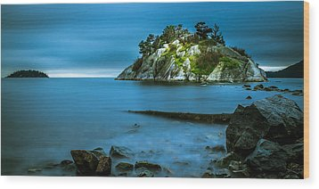 Whyte Islet 2 Wood Print