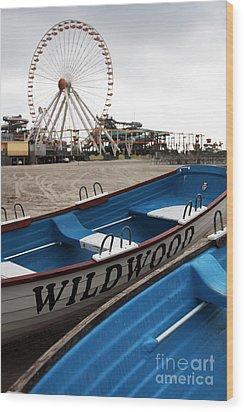 Wildwood Wood Print