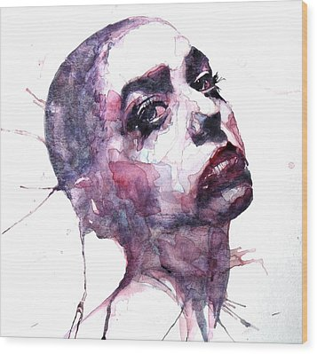 Will You Still Love Me Tomorrow  Wood Print by Paul Lovering