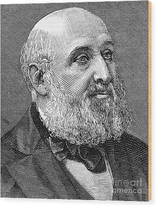 William Farr (1807-1883) Wood Print by Granger