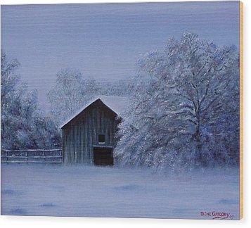 Windberg Barn Wood Print