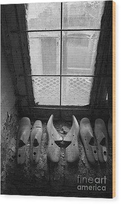 Window Pair 3 Wood Print