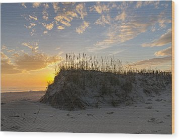 Wood Print featuring the photograph Winter Sunrise by Gregg Southard