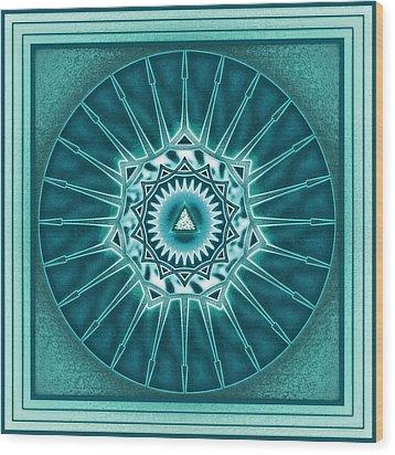 Yadira Wood Print