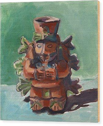 Yucatan Prince Wood Print