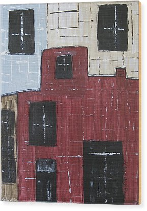 Eureka Springs Arkansas #1 Wood Print
