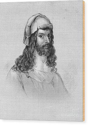 Albrecht D�rer (1471-1528) Wood Print by Granger