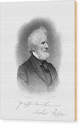 Arthur Tappan (1786-1865) Wood Print by Granger
