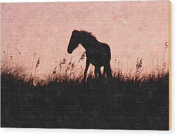 Captured Forever Wood Print by Kim Galluzzo Wozniak