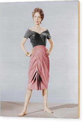 Carmen Jones, Dorothy Dandridge, 1954 Wood Print by Everett