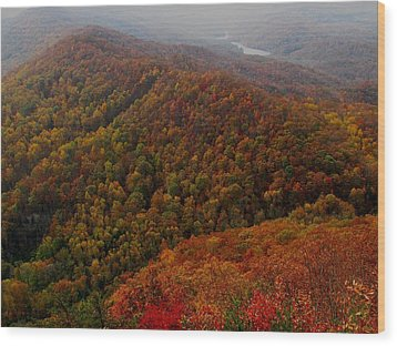 Cumberland Gap 2 Wood Print