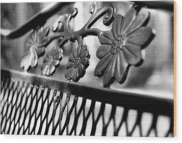 Decorative Wood Print by JAMART Photography
