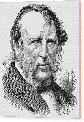 George Cruikshank Wood Print by Granger