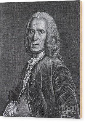 Jean Astruc, French Professor Wood Print by Science Source