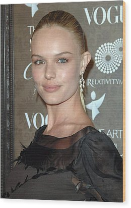 Kate Bosworth At Arrivals For The Art Wood Print by Everett