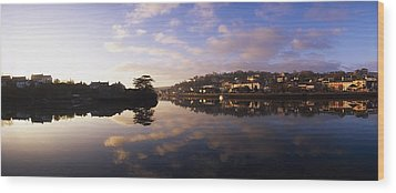 Kinsale Harbour, Co Cork, Ireland Wood Print by The Irish Image Collection