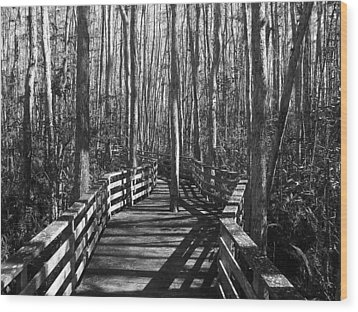 Wood Print featuring the photograph Lone Warrior by Bill Lucas