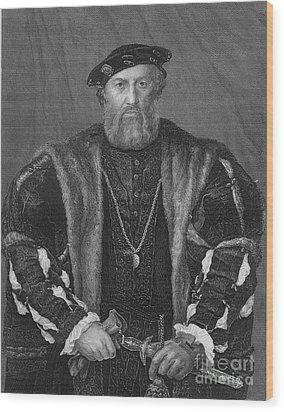 Ludovico Sforza (1452-1508) Wood Print by Granger