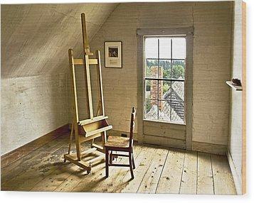 Painters Loft Wood Print