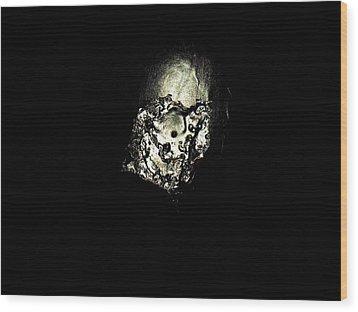 1 Peice Wood Print by Robert Cunningham