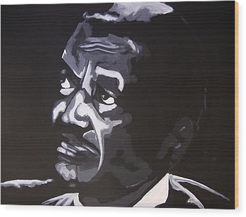 Son The Preacher Wood Print