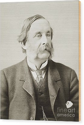Thomas Higginson (1823-1911) Wood Print by Granger
