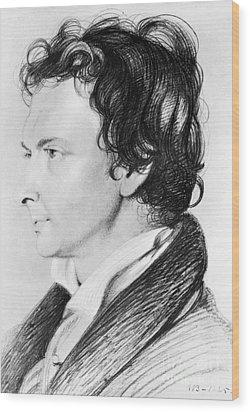 William Hazlitt (1778-1830) Wood Print by Granger