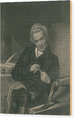 William Wilberforce 1859-1833 British Wood Print by Everett