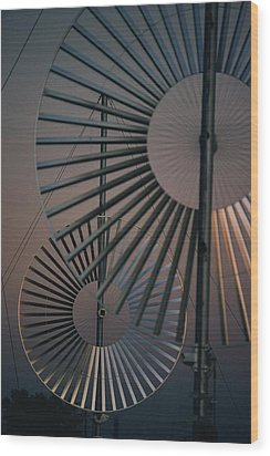 Untitled Wood Print by Emory Kristof