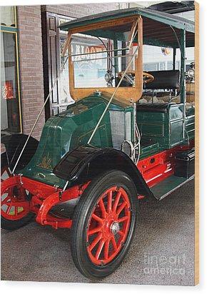 1914 Lippard Steward E Express Wood Print by Wingsdomain Art and Photography