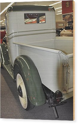 1935 Chevy Pickup Wood Print