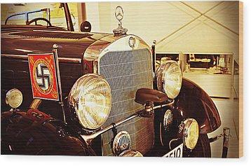 1939 Mercedes Benz Wood Print