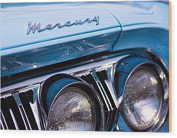 1964 Mercury Park Lane Wood Print by Gordon Dean II