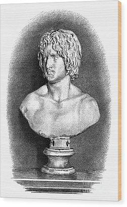 Arminius (c17 B.c.-21 A.d.) Wood Print by Granger