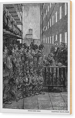 Blackwells Island, 1876 Wood Print by Granger