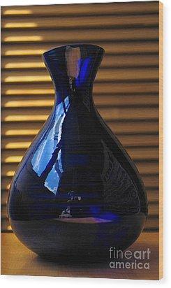 Glass Wood Print by Odon Czintos