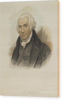 James Watt (1736-1819) Wood Print by Granger