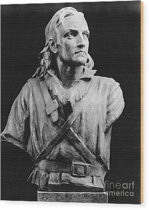 John James Audubon, French-american Wood Print by Photo Researchers