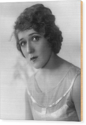 Mary Pickford, Ca. Early 1920s Wood Print by Everett