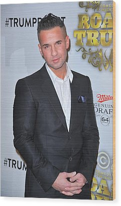 Michael The Situation Sorrentino Wood Print by Everett