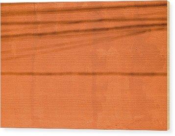 Tye-dye 2009 1 Of 1 Wood Print