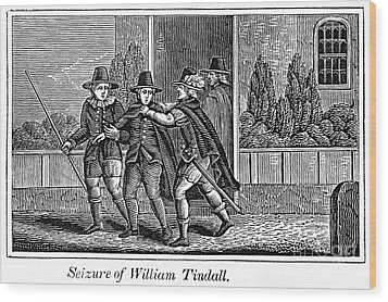 William Tyndale Wood Print by Granger