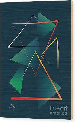 21012 Wood Print