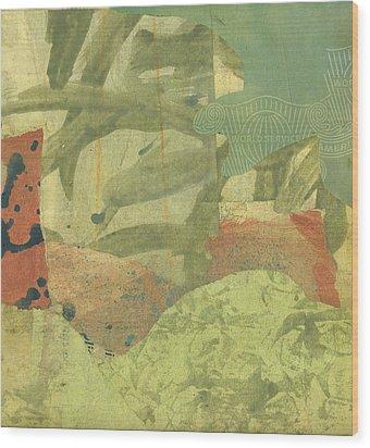 Untitled Wood Print by Alexandra Sheldon