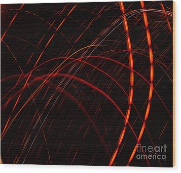 Light Wood Print by Odon Czintos